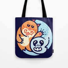 Ginger & The Spook Tote Bag
