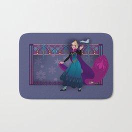 Frozen Elsa Coronation Bath Mat