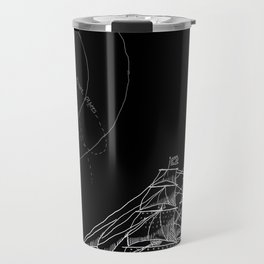 If Time Is My Vessel Travel Mug