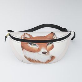 Moon Vixen in Orange Fanny Pack