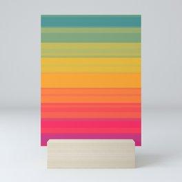 RAINBOW Mini Art Print