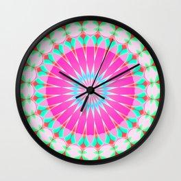 Mandala 117b Wall Clock