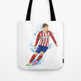 Antoine Griezmann - Atlético Madrid Tote Bag