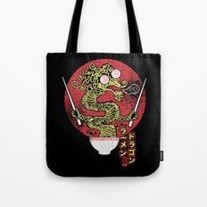ramen dragon Tote Bag