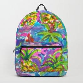 Sea of Pineapples Backpack