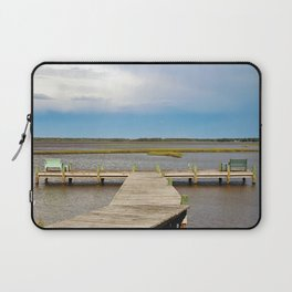 Come And Share The View Laptop Sleeve