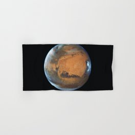 Mars planet Hand & Bath Towel