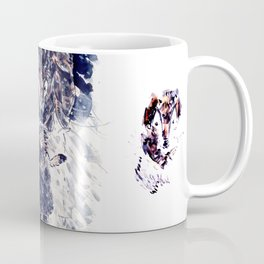 Lyra and Iorek Coffee Mug