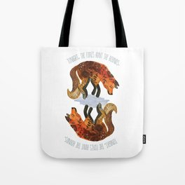 We Are Wild. Tote Bag