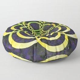 Portalattice Floor Pillow