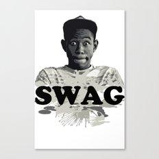 Tyler The Creator SWAG Canvas Print
