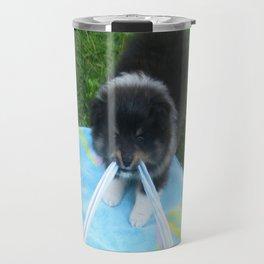 puppy mcgee Travel Mug