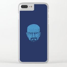 Walter White Clear iPhone Case