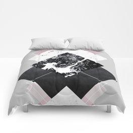 Geometric Textures 7 Comforters