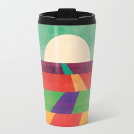 The path leads to forever Travel Mug