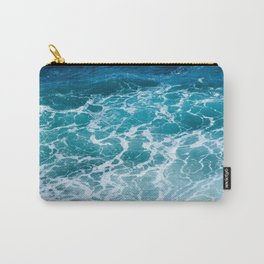 Ocean Waves in Hawaii Carry-All Pouch