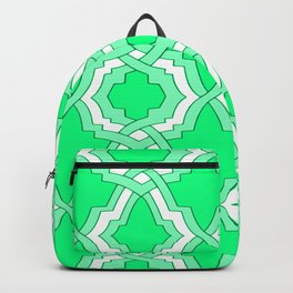 Grille No. 1 -- Seafoam Backpack