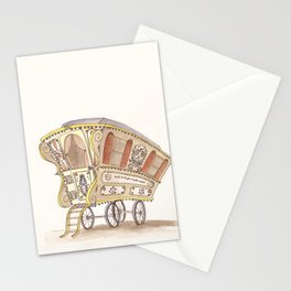 Caravans Stationery Cards