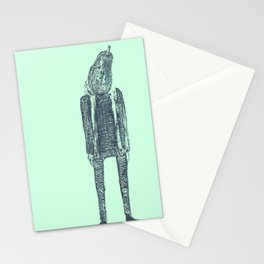 monsieur poire Stationery Cards