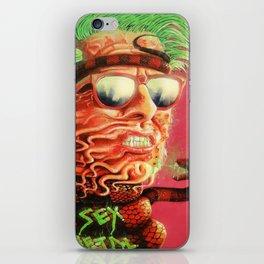 Sexmetal iPhone Skin