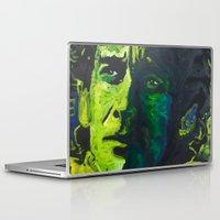 senna Laptop & iPad Skins featuring Senna by Matt Pecson