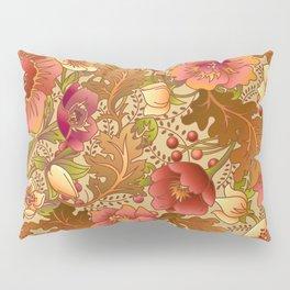 Fall Flowers Pillow Sham