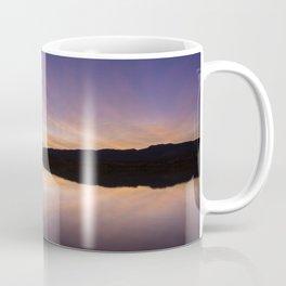 Pahranagat National Wildlife Refuge Sunset #2 Coffee Mug