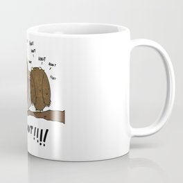 Hooty Tooty Owls Coffee Mug
