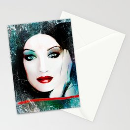 Blue look by Lika Ramati Stationery Cards