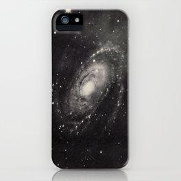 Nebula M81 Ursa Major iPhone Case