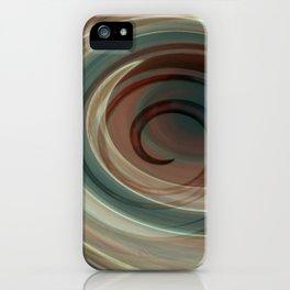 creation triptychon iPhone Case