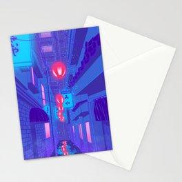 Shibuya Nights Stationery Cards
