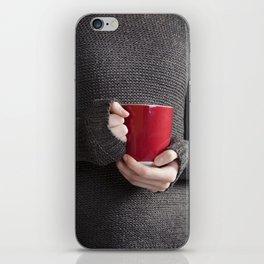 Hot Coffee iPhone Skin