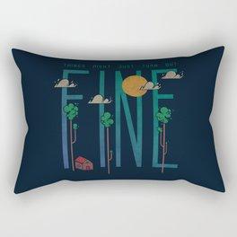 Beathe Rectangular Pillow