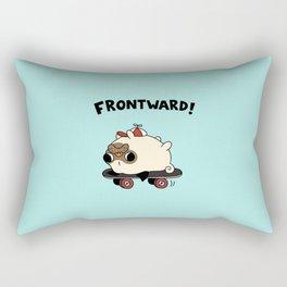 PUG. Rectangular Pillow