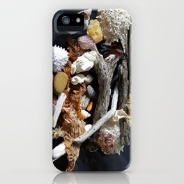 Life at the Beach iPhone Case