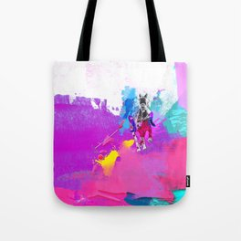 polo abstract Tote Bag