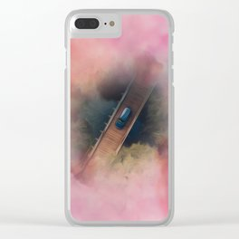 CloudScape Clear iPhone Case