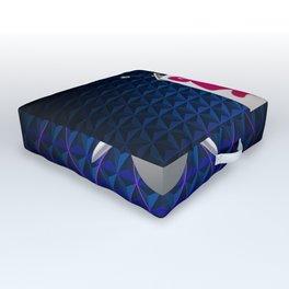 legend of zelda shield Outdoor Floor Cushion
