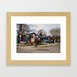Innate Healing Center Framed Art Print