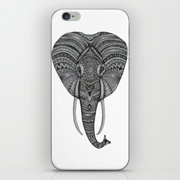 Love for the Elephants iPhone Skin