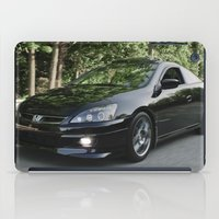 honda iPad Cases featuring 2007 Honda Accord by Aaron Acosta