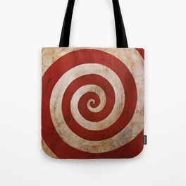 Sideshow Carnival Spiral Tote Bag