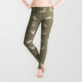 Labrador Retriever Yoga Leggings