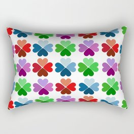 Clover Rectangular Pillow