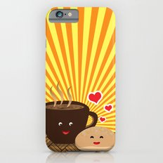 Kape at Pandesal iPhone 6s Slim Case