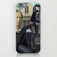 Darth Vader in American Gothic Slim Case iPhone 6s
