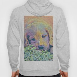 Pastel_Dog_002_by_JAMColors Hoody