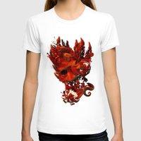 karma T-shirts featuring Karma by angrymonk