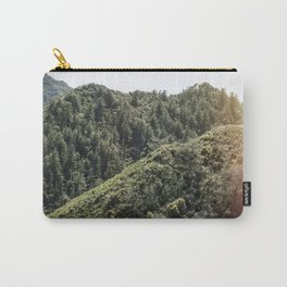 Up on the Mountain Top Carry-All Pouch